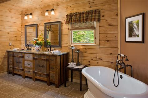 Athens Log Home Plan by Coventry Log Homes