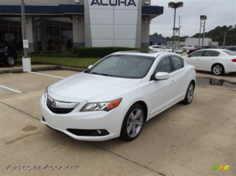 2013 acura ilx 2 0l premium in bellanova white pearl photo