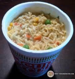 Chicken Ramen Noodles Cup