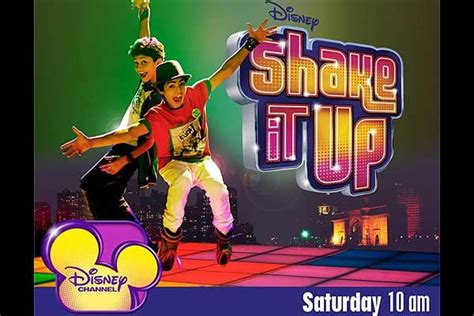 Disney Channel Shake It Up TV Shows