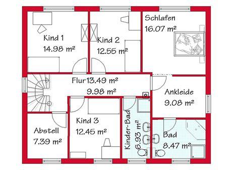 haus mit 4 kinderzimmern zweigeschossiges einfamilienhaus bauen mit gse haus