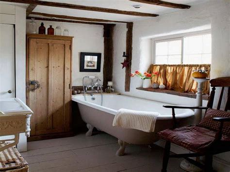 10 Beautiful Rustic Bathroom Interior Design Ideas