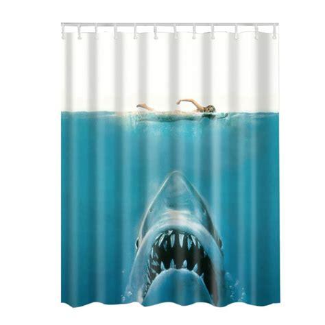 waterproof 3d printed bathroom shower curtain 180x 180cm