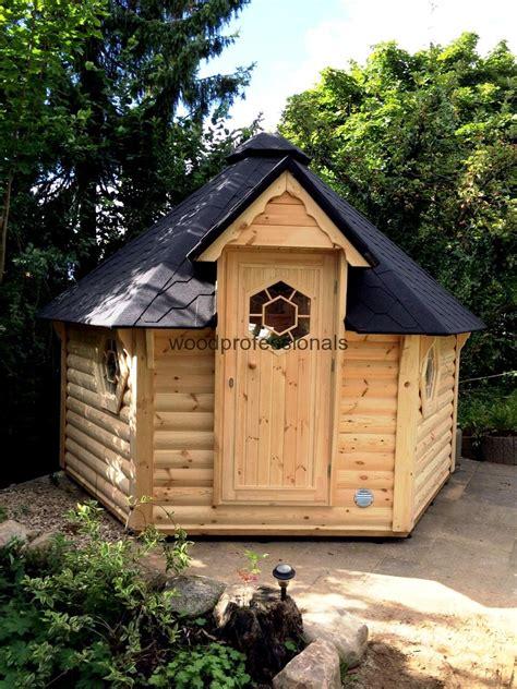 Sauna Cabin by Sauna Cabins Woodprofessionals Lt