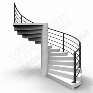 Escalier Colimaçon Beton : escaliers helicoidaux tous les fournisseurs escalier helicoidal bois escalier helicoidal ~ Melissatoandfro.com Idées de Décoration