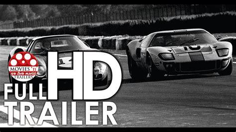 Ferrari full hd with english subtitle. FORD VS FERRARI Official Trailer #1 NEW 2019 Action Movie Full HD - YouTube