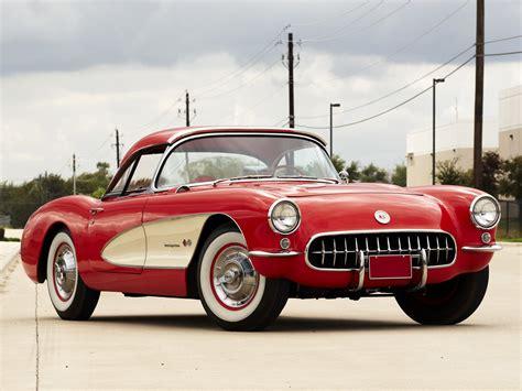 1958 Chevrolet Corvette C1 Wallpaper 25256 Chevrolet