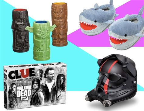 2018 christmas gifts for the gamer nerd 25 best nerdy gifts for geeks in 2018 gifts for wars trek fans