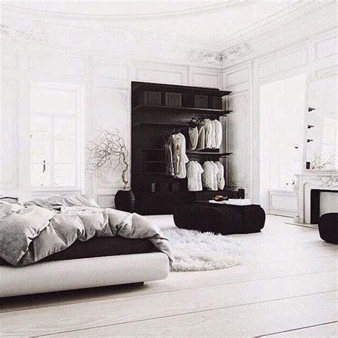 chambre blanche et noir quelques idées pour vous créer un bout de lit design