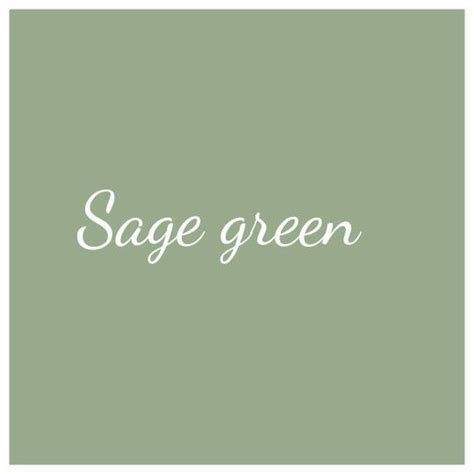 Best 25+ Green Sage Ideas On Pinterest  Sage Green Walls