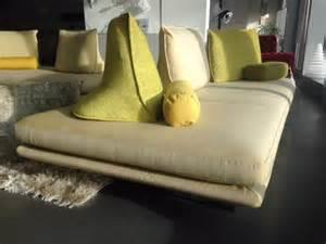 sofa 2 sitzer leder ligne roset am oskar miller ring 35 ausstellungsstücke