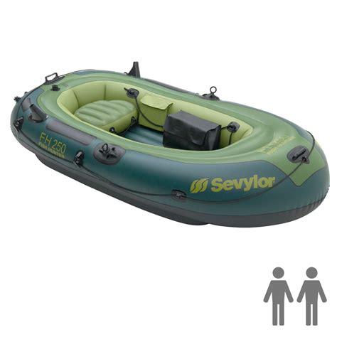 siege bateau pas cher bateau gonflable sevylor fish fh250 pas cher en