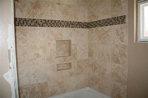 Tiling A Bathtub Enclosure by Tips To Help You Tile A Bathroom Floor Victoria Homes Design