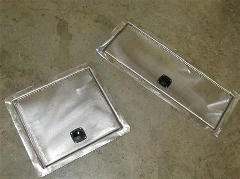 Boat Deck Hatches For Sale by Hatch Lids Fishon Fabrications
