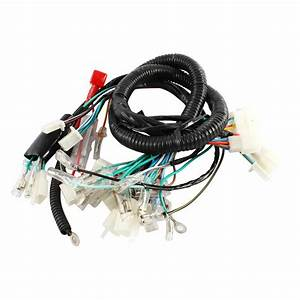 Motorcycle Ultima Complete System Electrical Main Wiring