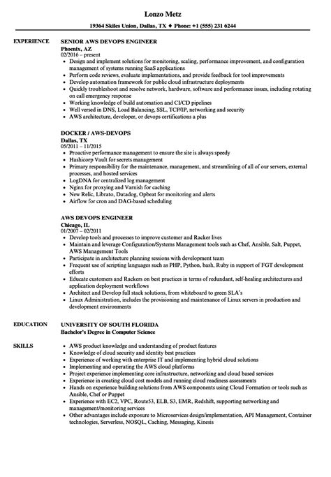Java Resume Sle 3 Years Experience by Aws Redshift Developer Resume The Best Developer Images