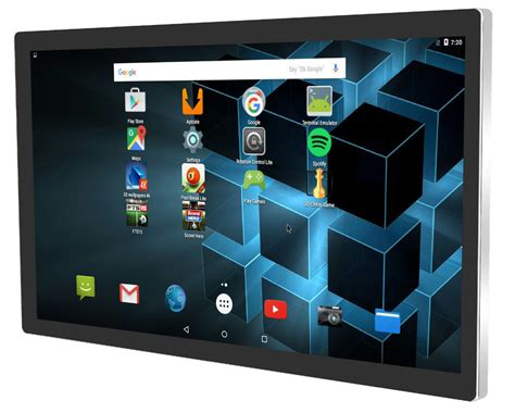 grade large screen android tablet for retail