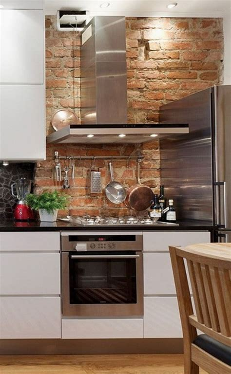 Luxury Red Brick Kitchen Wall Tiles  Gl Kitchen Design