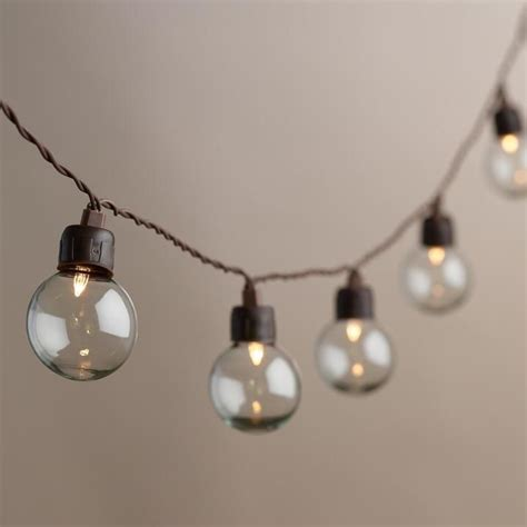 light bulb replacement clear bulb string lights