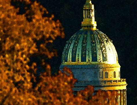 Charleston, WV : WV Capitol Dome photo, picture, image ...