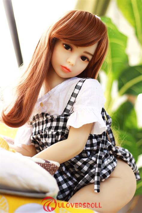 Chinese Girl Cheap 100cm Sex Doll Petite Flat Chest Cute Style