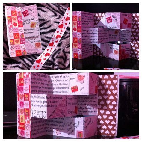 regalo de san valentin  mi novio hecho por mi misma