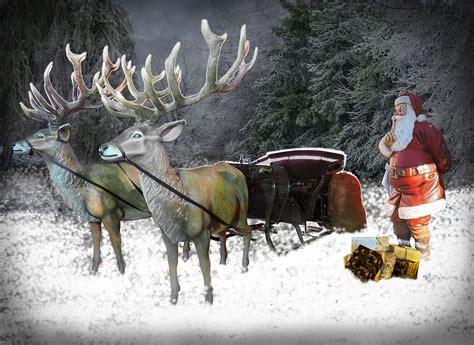 ausmalbild weihnachtsschlitten kostenlose malvorlage