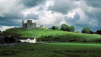 Ireland Cashel Rock 1080p Places Castle Irish
