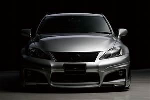 Lexus IS-F: Wald Sports Line Black Bison Edition Body Kit