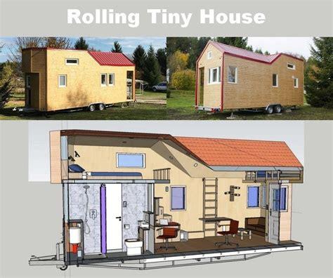 Tiny Häuser Bücher by Mobiles Minihaus Rolling Tiny House Informationen Und
