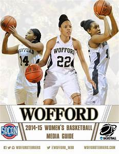 2014 -15 Wofford Women's Basketball Guide by Wofford ...