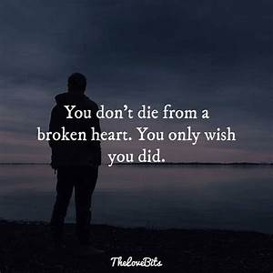 50 Broken Heart... Injured Heart Quotes