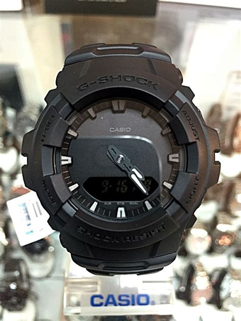 G Shock G 100bb 1adr G Shock casio g 100bb 1a g shock s black 100