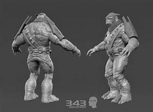 David Munoz Velazquez: Halo 2 Anniversary Blur Studio ...
