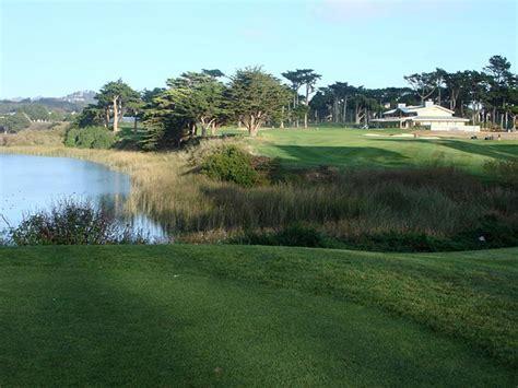 harding park golf  details  information