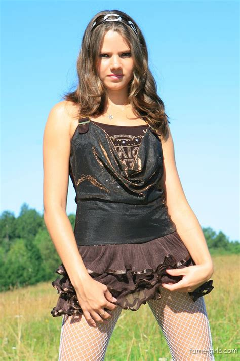 Sandra Orlow Pretty Model In Cute Outfit Modell Inhotpic