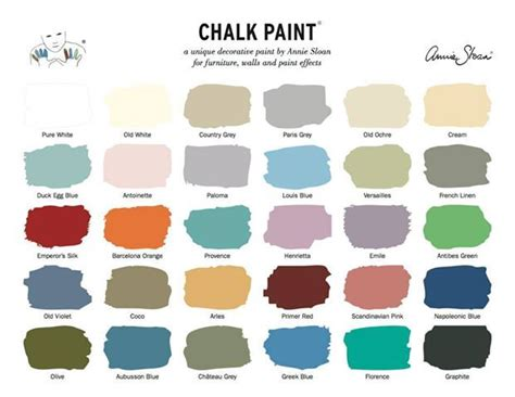 sloane chalk paint palette this paint is expensive