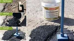 Enrobé A Froid : watco l 39 enrob froid pour r parer les routes ~ Farleysfitness.com Idées de Décoration