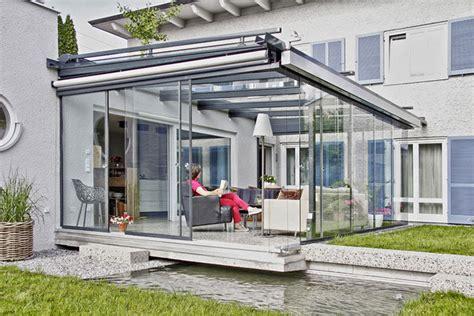 veranda invernale giardini d inverno scopriamo 25 modelli di verande