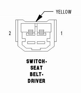 I Have A 2006 Jeep Commander  The Seat Belt  U0026quot Bell  Alarm