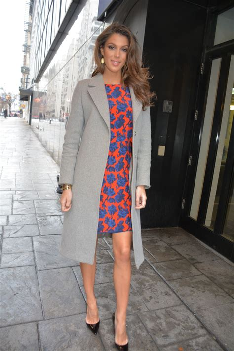jean paul gaultier home iris mittenaere miss universe arrives to fox 5