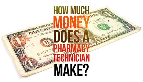 Technician Salary by Pharmacy Technician Salary