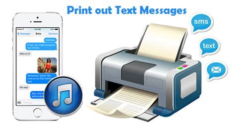 how to print text messages from iphone 5 retrieve and print text message from itunes backup without