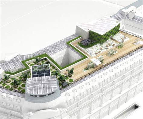 hermes siege social nadeau de l 39 architecture au design végétal