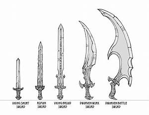 nice drawings would be cool to see real | weapons ...
