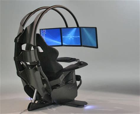the emperor pc gaming chair emperor 1510 the ultimate gaming chair