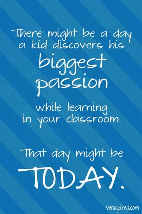 Teaching Quotes Passion