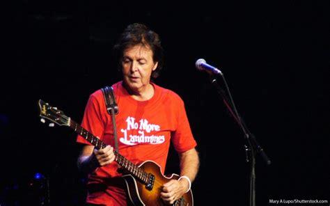 sir paul mccartneys net worth top songs  highlights