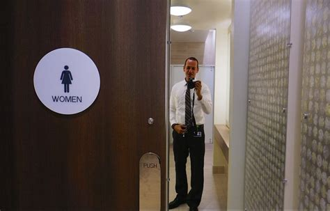 Gender Neutral Bathrooms Debate by Gender Neutral Bathrooms Aren T Complete Safe Zones