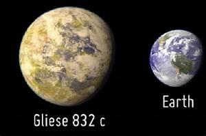 Gliese 832C: nuovo pianeta abitabile simile alla Terra